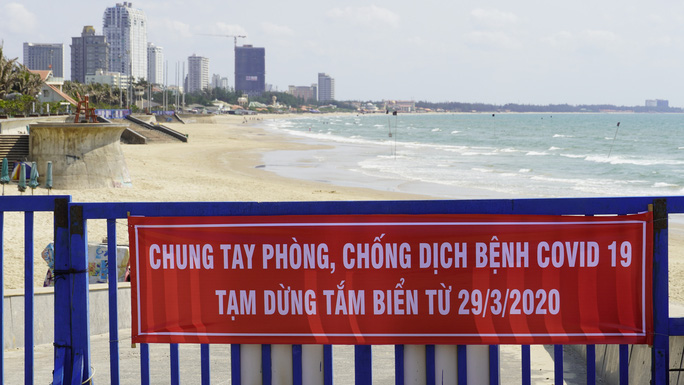 Nhiều địa phương ở tỉnh Bà Rịa – Vũng Tàu kiến nghị cho tắm biển