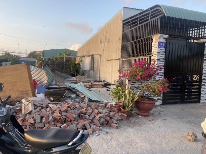 Vũng Tàu: Điều tra băng nhóm côn đồ dùng hung khí khống chế người dân, đập phá nhà cửa