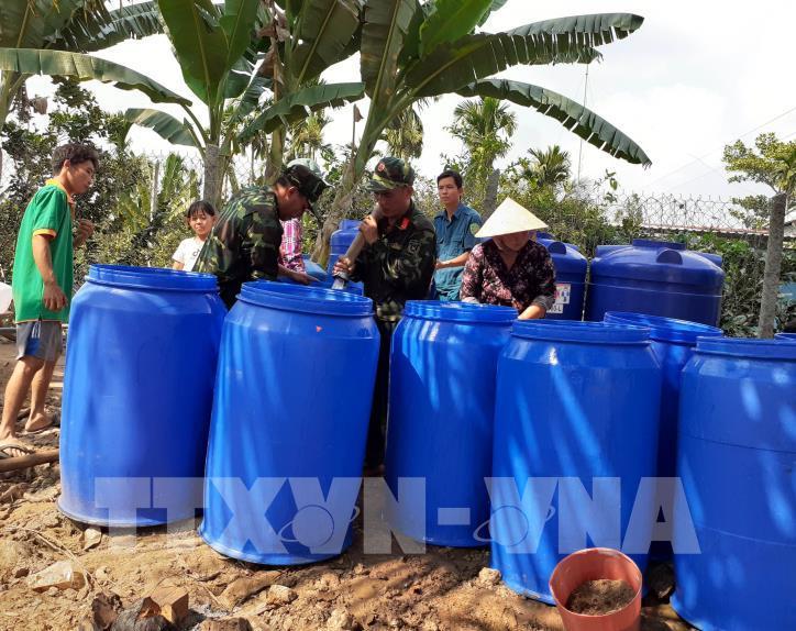 Đề xuất xây dựng nhà máy nước sông Tiền 1 và tuyến ống nước liên tỉnh