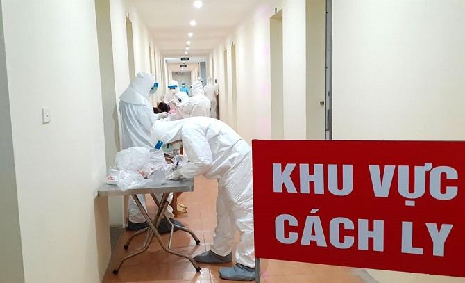 Phát hiện ca nhiễm Covid-19 đầu tiên tại khu cách ly ở Tiền Giang