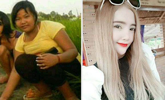 Cô gái Tiền Giang giảm cân ngoạn mục, tạm biệt 26kg để 'lột xác' thành hot girl
