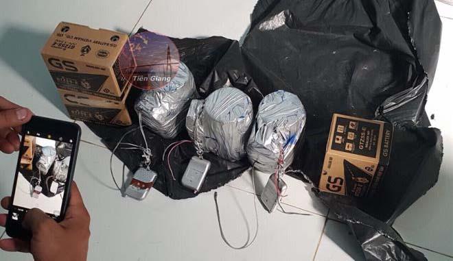 Video, hình ảnh vụ nổ tại TP.HCM do tổ chức khủng bố 'Triều đại Việt' gây ra