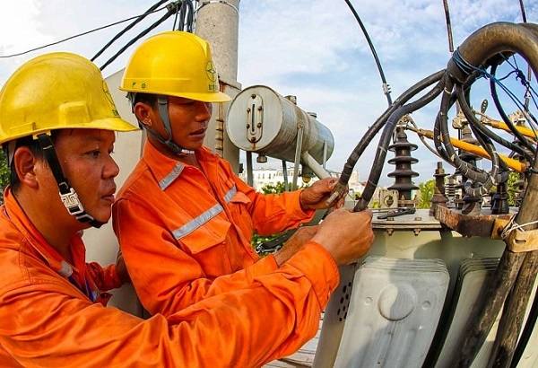 Long An: Lịch cúp điện từ thứ 2 ngày 01/02/2021 đến thứ 2 ngày 08/02/2021: