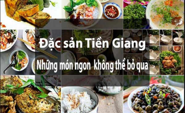 Những đặc sản đậm chất dân dã, hấp dẫn vô cùng của Tiền Giang