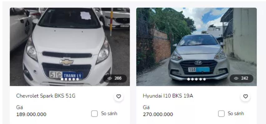 """Thanh lý ô tô: Ngân hàng """"khóc ròng"""", xe để lâu hỏng nhưng thanh lý giá rẻ không ai mua"""