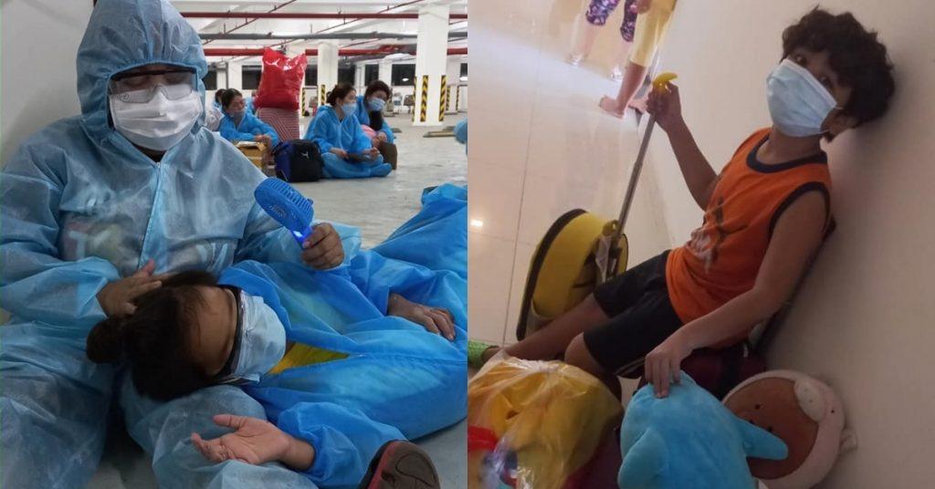 Mẹ con Kim Đào hoàn thành việc điều trị Covid-19