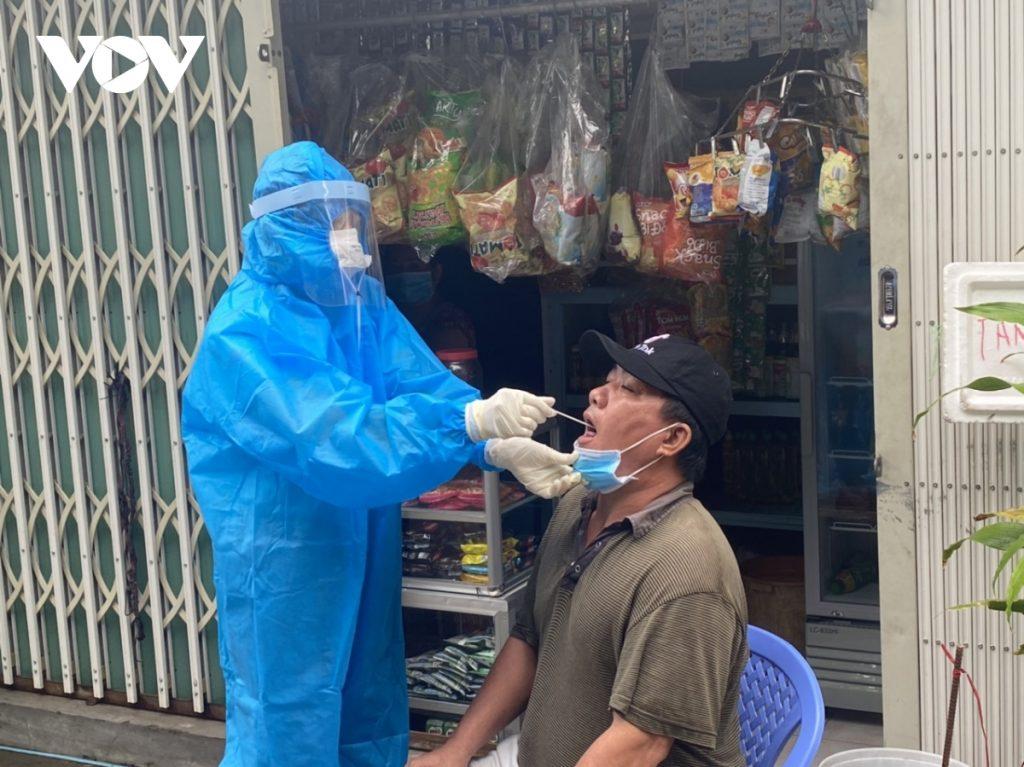 Kiên Giang xét nghiệm toàn dân ở xã đảo Hòn Tre, phát hiện 1 trường hợp dương tính